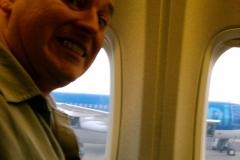 Me heading to Bristol